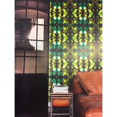 Wallpaper from Storys. Bring the urban funky style in your apartment/house for this season