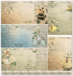 LaBlanche Papers Ballet 4 - LaBlanche B2B Shop