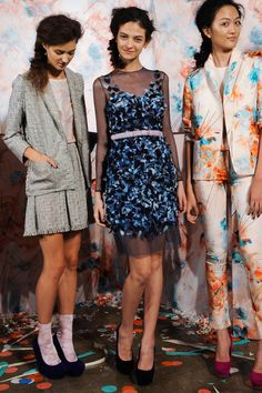 Calla Spring 2013 RTW Collection - Fashion on TheCut
