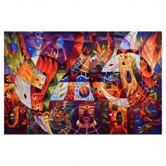 Buy Hand Woven Tapestries by Maximo Laura - Peruvian Tapestry Art