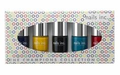 Champions Collection | nails inc