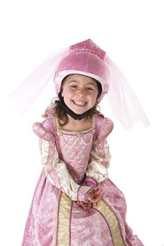 Pink Princess Helmet Cover Helmet Covers, Pink Princess, Harajuku, Sewing, Style, Fashion, Swag, Moda, Dressmaking