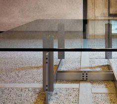 Florian coffee table by Carlo Scarpa