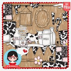 "Kit Digital "" Milk "" by Fa Maura Designs ...      http://scrap-team.com/shop/index.php?main_page=product_info=276_232_230_id=8383    http://famaura.com/shop/index.php?main_page=product_info=67_3_id=1573=en"