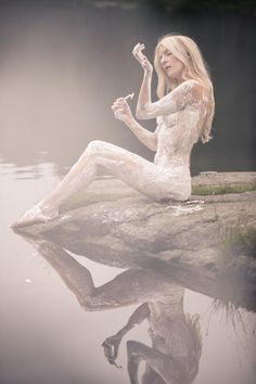iamamiwhoami / Jonna Lee is such a beautiful human being - she is a living piece of art
