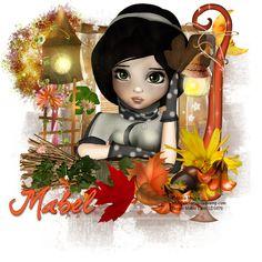 "Mabel'Tags Creations: CT ALICIA MUJICA, PTU Tag CT ""October"""
