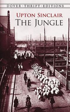a summary of upton sinclairs the jungle and its ideas Upton sinclair's the jungle lesson plan  how did the ideas presented in our class discussion compare to the events  the jungle by upton sinclair: summary.