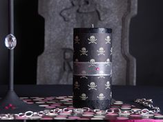 "It's ""Ghoul's Night""! {Pink & Black Halloween} // Hostess with the Mostess®"