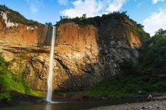 Cachoeira do Chuvisqueiro - Riozinho, Rio Grande do Sul (byLucas Brentano)