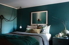 Tone On Tone - 16 Ways To Keep Your Bedroom Looking Fresh (& Not Dated) - Photos