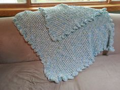 Crochet Patterns For Baby Clouds Yarn : Toddler bed blanket/comforter. Double crochet three strand ...