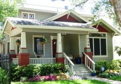 48 Awesome Small Front Porch Design Ideas