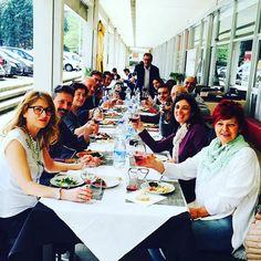 7/4/2016. Lo Staff di Crescere per Competere ad Arezzo