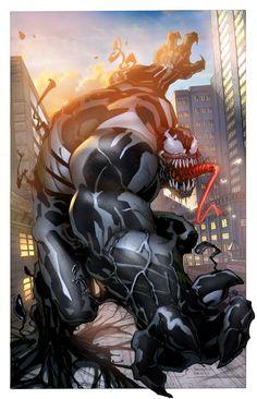 Venom by Chris Gevenois