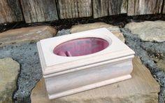 Sweet Soft Pink Vintage Jewelry Box by ElizabethLaneBoutiqu, $17.50