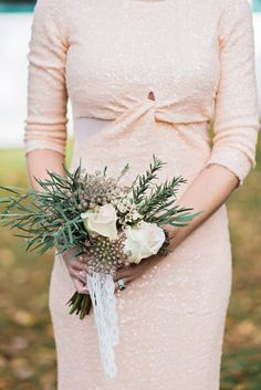 Butter Colored Bridesmaids Dress | Kellie Rae Studio | see more at http://fabyoubliss.com