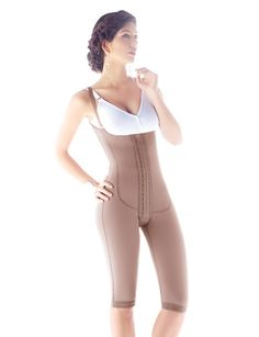 917065324 11047 - Short Bust-Free Girdle with Buttocks Enhancement. By Fajas Dis. D