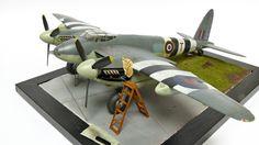 De Havilland Mosquito Fb Mk.VI Tamiya 1:48