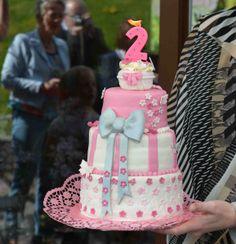sweet & Pink cake