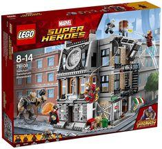 LEGO Marvel Super Heroes 76108 : Sanctum Sanctorum Showdown