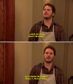 Parks and Recreation Andy Dwyer Chris Pratt Yearbook Quotes, Tv Quotes, Movie Quotes, Funny Quotes, Work Quotes, Funny Memes, Funny Senior Quotes, Life Quotes, 9gag Funny