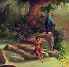 The Last Avatar, Avatar The Last Airbender Art, Avatar Characters, Kids Series, Team Avatar, Fire Nation, Avatar Couple, Legend Of Korra, Illusions