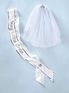 Sexy little bride bachelorette party sash. Fun for the bride to wear while she it out on the town!