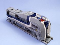 SD44-1 Nuclear Locomotive by peterlmorris