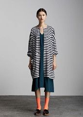 kowtow - 100% certified fair trade organic cotton clothing - Light Me Up Cardigan