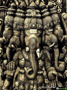 Lord ganesha beautiful .... ganpati bappa morya