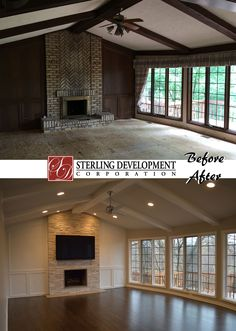 Before and After Home Renovations, Modern Renovations, Transitional Renovations, Kitchen Renovations, Bathroom Renovations, Family Room Renovations