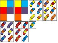matrix ziek zijn: combineer de 2 kleuren