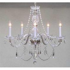 A46-384/380/5 Chandelier Lighting Crystal Chandeliers