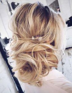 Wedding Hairstyle   : Featured Hairstyle: tonyastylist (Tonya Pushkareva); http://ift.tt/2sGkPYx