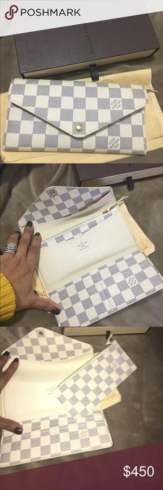 LV wallet I have the receipt Louis Vuitton Bags Wallets