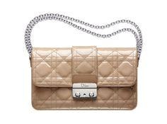 Dior Panarea pouch in light beige patent leather Christian Dior Purses, Dior  Handbags, Pouch 08643ba5ff