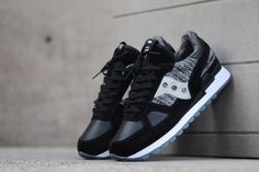 "BAIT x Saucony Shadow Original ""Cruel World 3: Global Warning"""