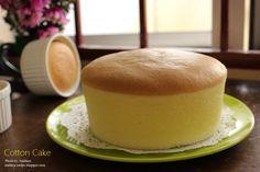 Cotton Cake 棉花蛋糕