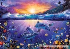 Dolphin's fun - Desktop Nexus Wallpapers