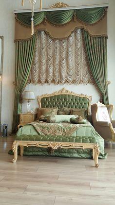 Klasik perde ve yatak örtüsü Mağazamızdaki  modelimizdir...