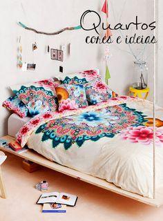 Sugestões criativas para quartos