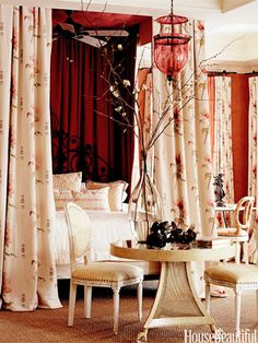 Romantic Bedrooms - Home Design Ideas - House Beautiful