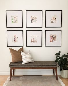 4 simple steps to create a cohesive, modern gallery wall in your space | House&Roses Home Decor Trends, Home Decor Styles, Decor Ideas, Interior House Colors, Interior Design, Modern Gallery Wall, Accent Walls In Living Room, Beach Theme Bathroom, House Rules