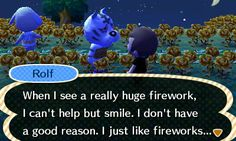 Your face says otherwise. #animalcrossing