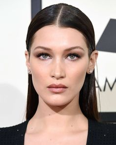 Leave it to cool-girl and model Bella Hadid to show up at the Grammys looking…