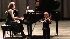 Violin; performing Minuet No. 1 (Bach) at the Greater Washington Suzuki Institute recital—See more of young violinist #sonC_from_jbt2110