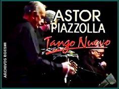 ASTOR PIAZZOLLA Y SU SEXTETO TANGO NUEVO - BBC - 1989 - CONCIERTO COMPLE...