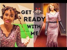 GET READY WITH ME FOR DINNER   Hair & Outfit - YouTube