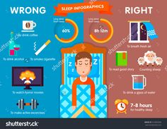 Sleep infographic, ten steps for healthy and deep sleep with last trends of diagram. Fully editable vector illustration. Perfect for informational needs.