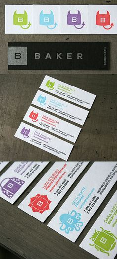Mini Business Card   Business Cards   The Design Inspiration